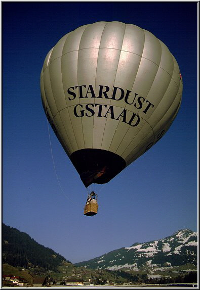 Heißluftballonfotografie -- Die Fotoschule