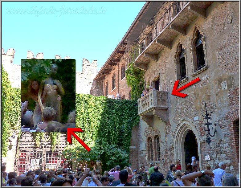 Verona Bei Romeo Und Julia